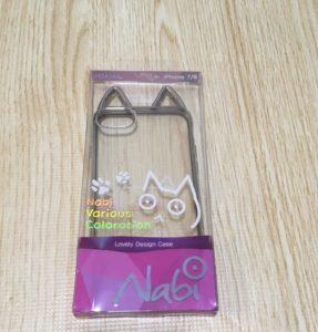 iPhoneSE2 スマホケース 猫